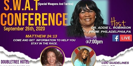 S. W.A T (Special Weapons and Tactics) Conference tickets