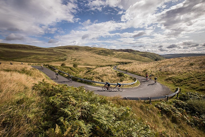Tour O The Borders powered by Pirelli Closed Road Sportive 2021 image