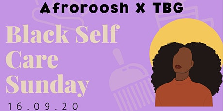 Black Self Care Sundays tickets