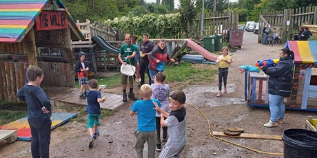 Gwenfro Valley Adventure Playground summer sessions tickets