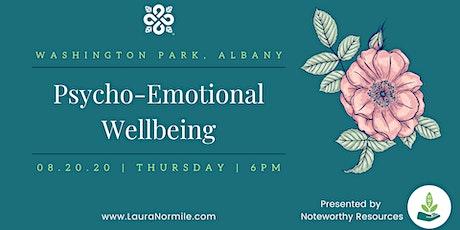 Psycho-Emotional Wellbeing Workshop tickets
