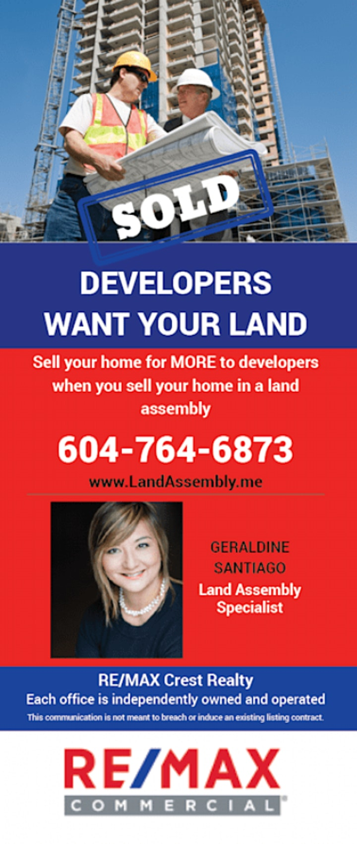 6TH ANNUAL LAND ASSEMBLY SEMINAR image