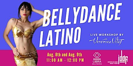 Bellydance Latino Workshop tickets