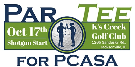 ParTee for PCASA Charity Golf Outing tickets