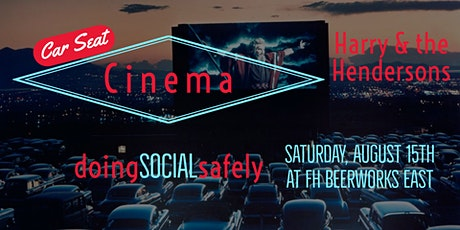 Car Seat Cinema:  Harry & the Hendersons tickets