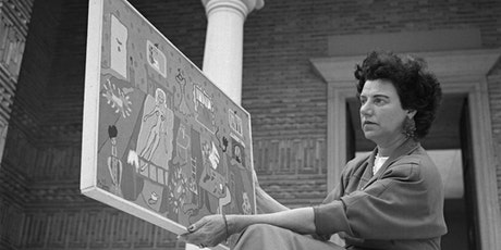 Online Lecture: Peggy Guggenheim: Visionary Woman Collector tickets