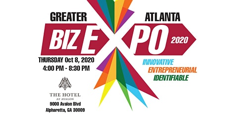 Greater Atlanta Business Expo October 8, 2020 tickets