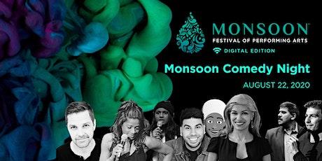 Monsoon Comedy Night tickets
