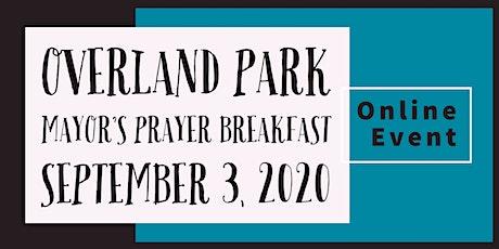 Overland Park Mayor's Prayer Breakfast Tickets