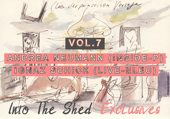 Into The Shed Exclusives Vol. 7 Neumann / Schick image