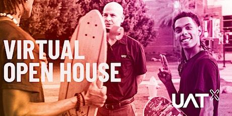 UAT Virtual Open House tickets