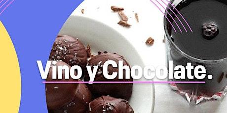 Vino y Chocolate - Encuentro online entradas