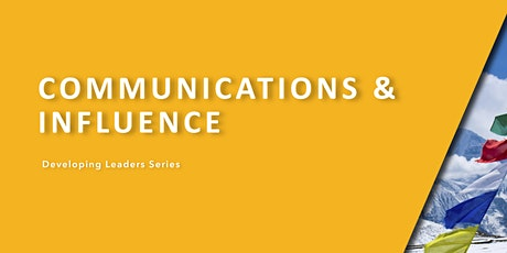 DLS - Communications and Influence tickets