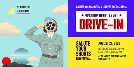 Drive-In Theater | A Night of Short Films tickets