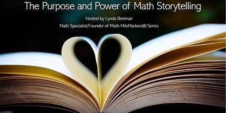 Math Storytelling: Professional Learning Network for Elem Math Enthusiasts tickets