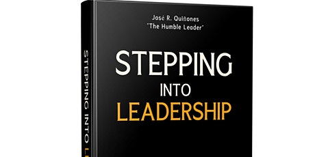 Stepping Into Leadership; Book Signing tickets