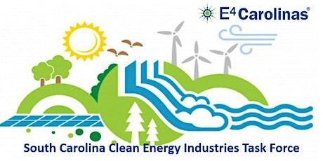 E4 Carolinas SC Clean Energy Industries Policy Series: Legislative Update tickets