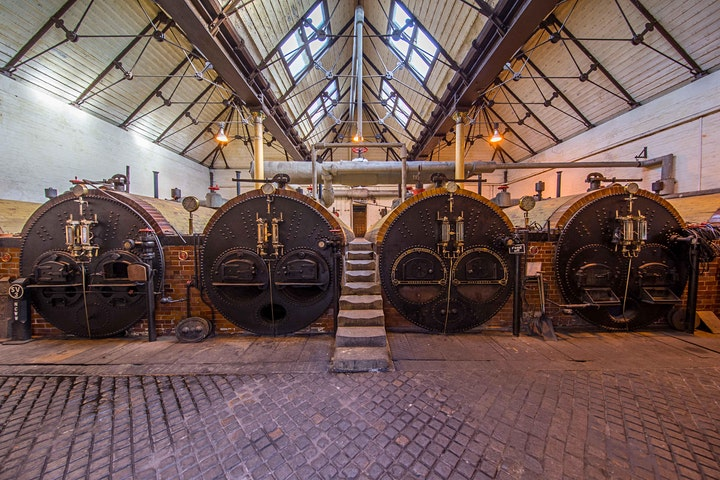Papplewick Pumping Station Steampunk Weekend, July 10th/11th image