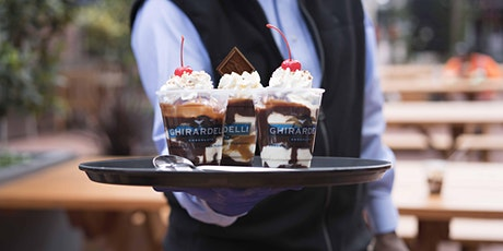 NOW OPEN! Ghirardelli Ice Cream and Chocolate Shop tickets