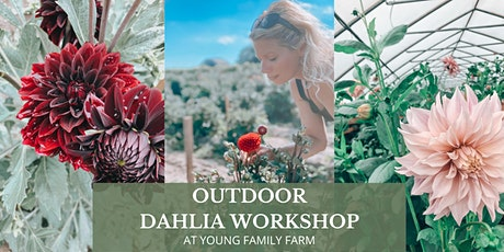 Dahlia Workshop tickets