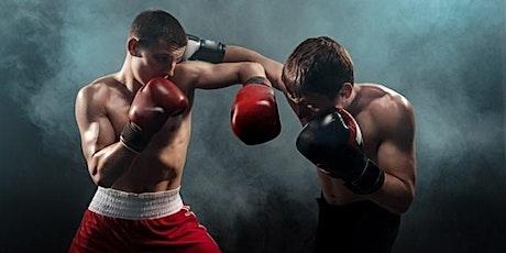 Campeonato de Boxeo (Surquillo) entradas