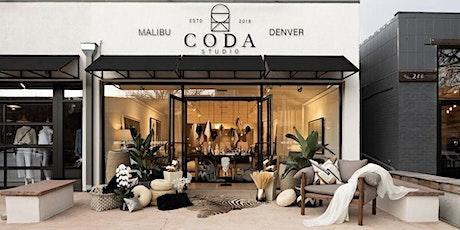 Coda Studio Grand-Opening tickets