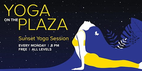 Yoga on the Plaza | The Gateway - SUNSET SESSIONS tickets