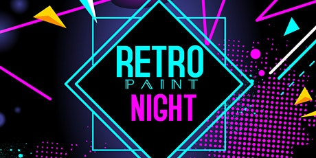 Paint Night at Retro in Camrose tickets