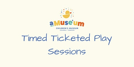 aMuse'um Timed Ticketed Play Sessions tickets