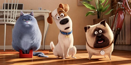 Movies Under the Stars - The Secret Life of Pets tickets