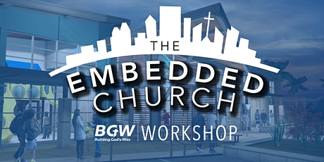 The Embedded Church Workshop Nashville tickets