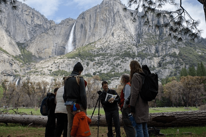 In the Footsteps of Ansel Adams - Mon & Wed (Yosemite Valley) image