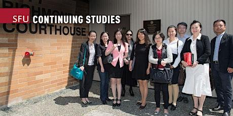 SFU Legal Interpretation and Translation Certificate Info Session–Aug 14 tickets