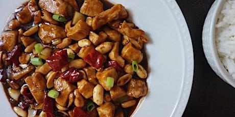 Virtual Cooking Class--Spicy Sichuan (Szechuan) Kitchen tickets
