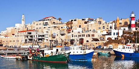 Insight Vacations Virtual Travel Presentation Featuring Israel and Jordan tickets