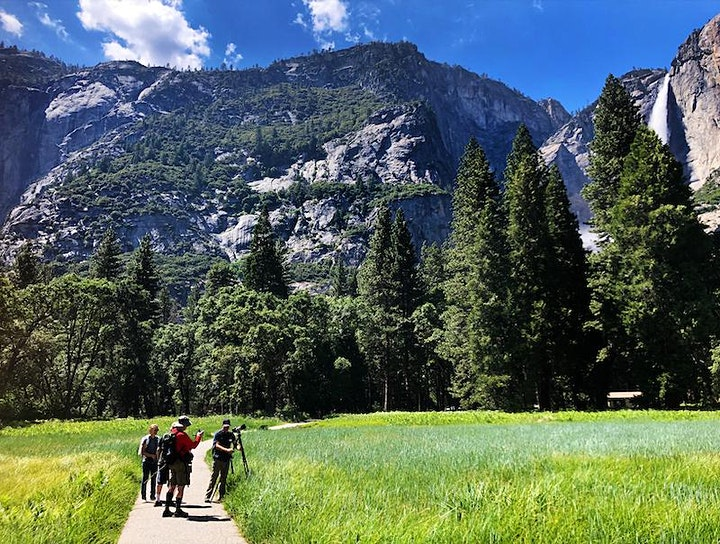 Demystifying Digital Exposure - Wed & Fri (Yosemite Valley) image