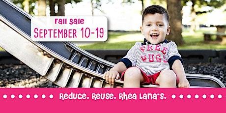 Rhea Lana's of Northwest San Antonio Fall Children's Consignment Sale tickets