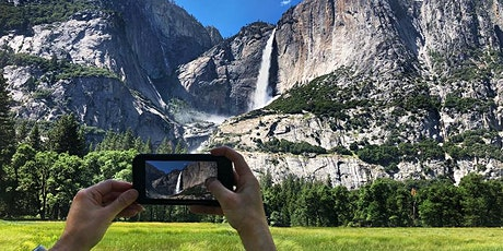 In The Field: Creative Smartphone Photography - Su,MTh & S(Yosemite Valley) tickets
