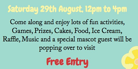 Nursery Summer Fete - Brixton tickets