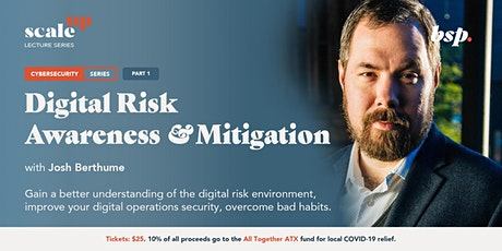 Digital Risk Awareness: An intro to PRE Framework w/ Josh Berthume tickets