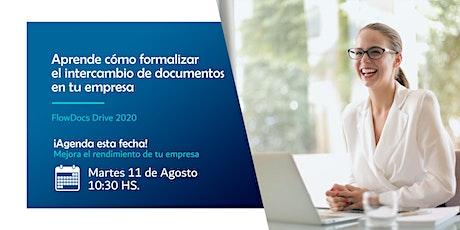 Aprende cómo formalizar el intercambio de documentos en tu empresa entradas