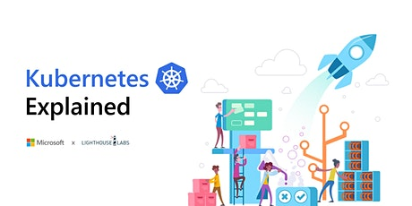 Kubernetes Explained (3-Part Series) tickets