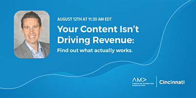 Why Your Content Isn't Driving Revenue: What Actually Works in 2020