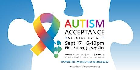Autism Acceptance Fundraiser tickets