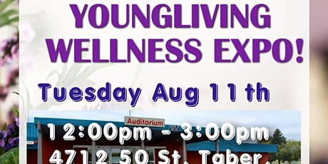 Young Living Wellness Expo tickets