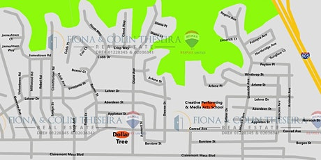 North E Clairemont Community Garage Sale & Secure Paper Shred tickets