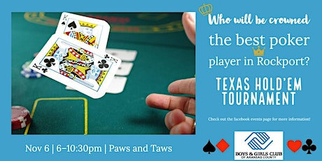 King of the Bend Poker Tournament and Casino Night tickets