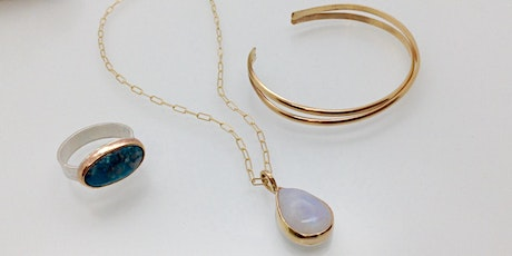 Introduction to Gold Fill Jewelry - Intermediate Metalsmithing Workshop tickets