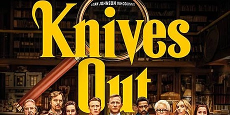 KNIVES OUT at Thetford Drive-In Experience tickets