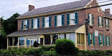 Dinner With A Ghost   The INN at HERR RIDGE Gettysburg tickets